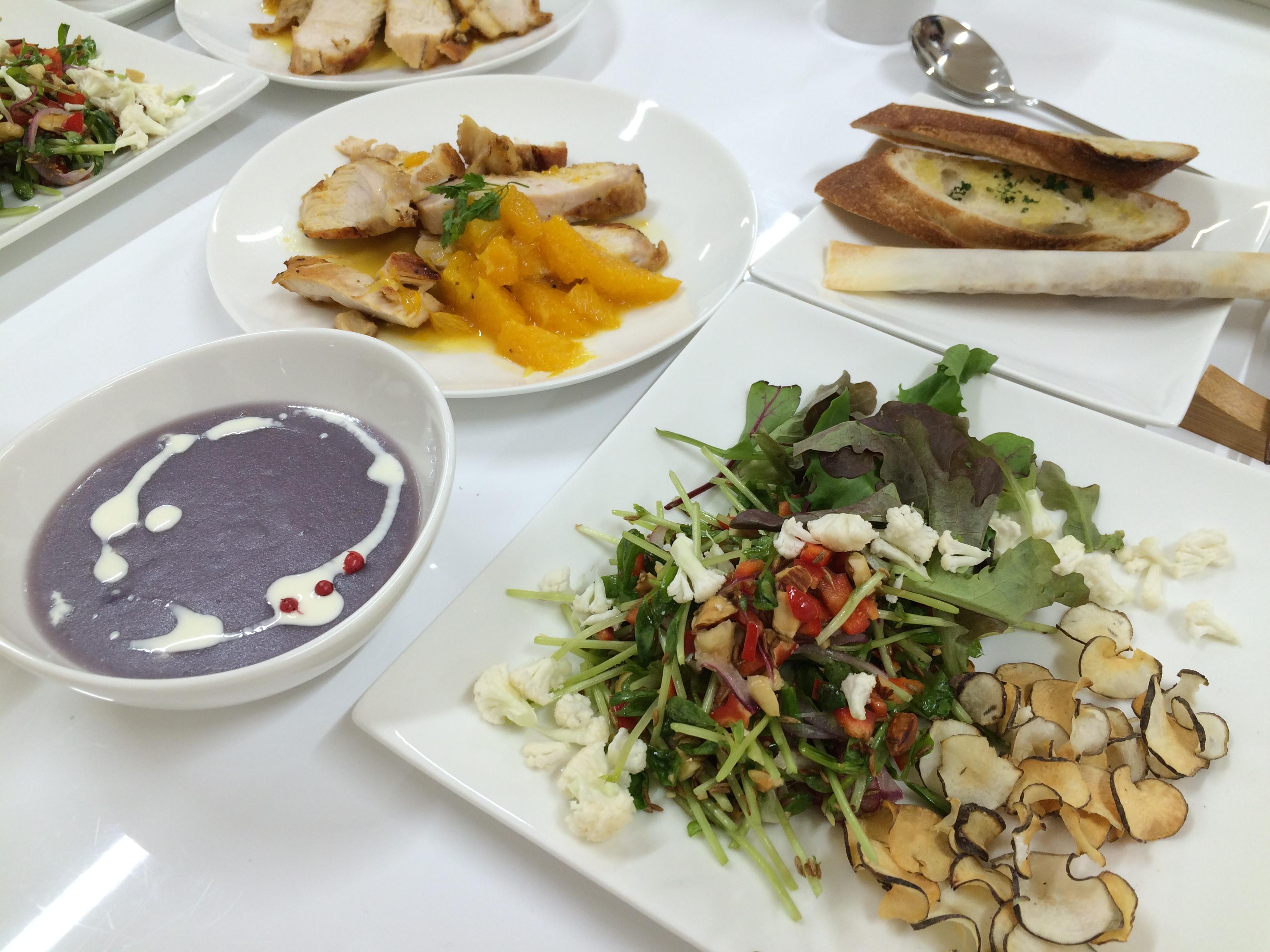 ハーブ・野菜・果物を楽しむ講座 2014年12月