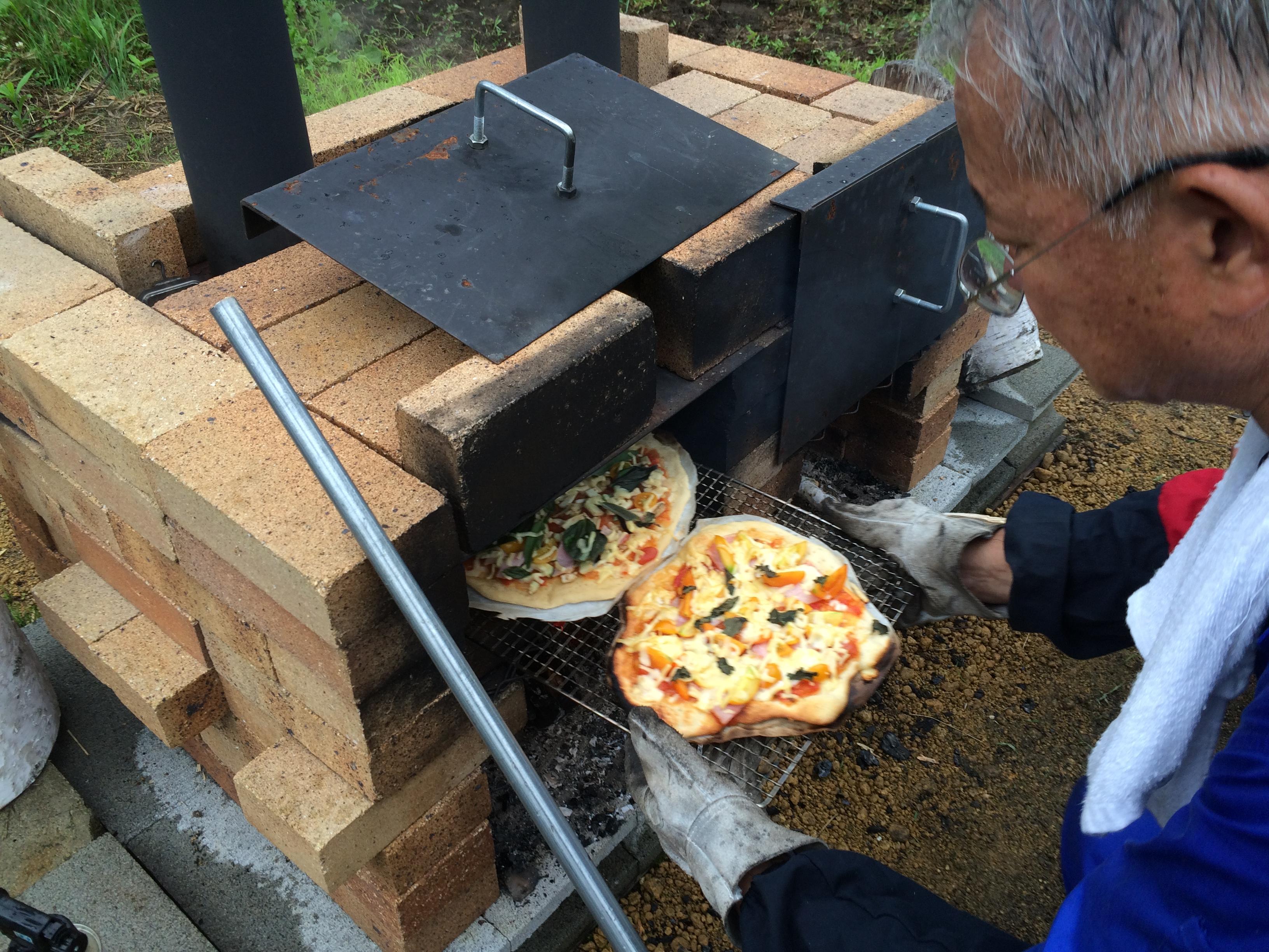 フレッシュハーブと美味しいピザを楽しむ会を開催しました♫