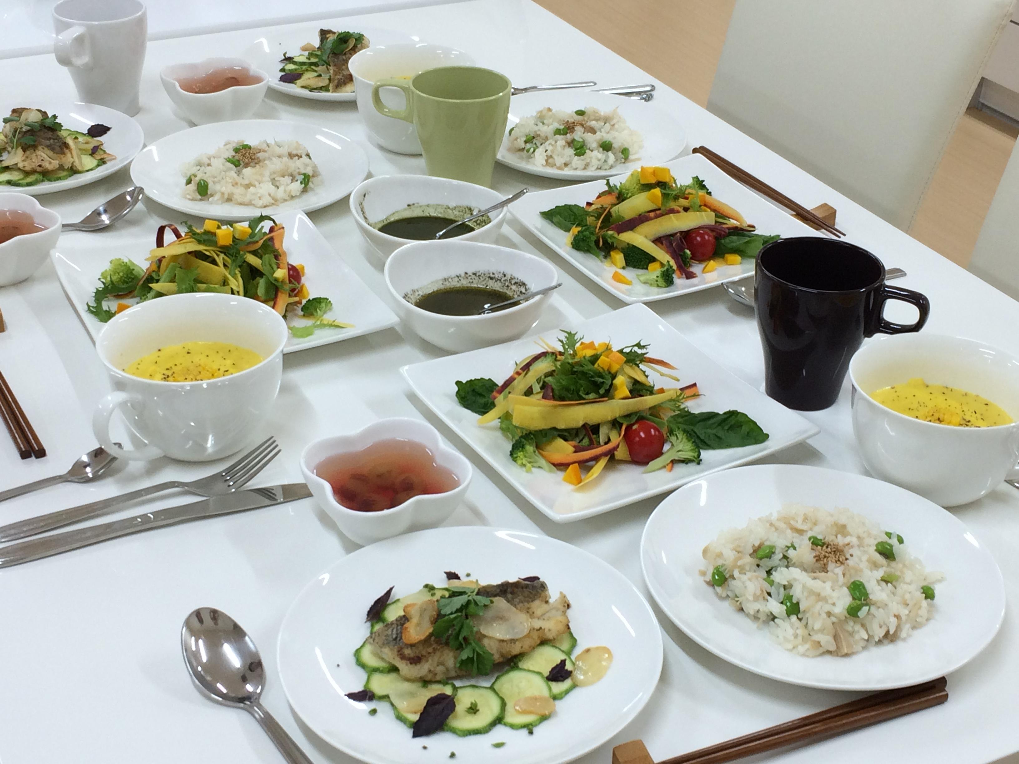 ハーブ・野菜・果物を楽しむ講座 2015年9月