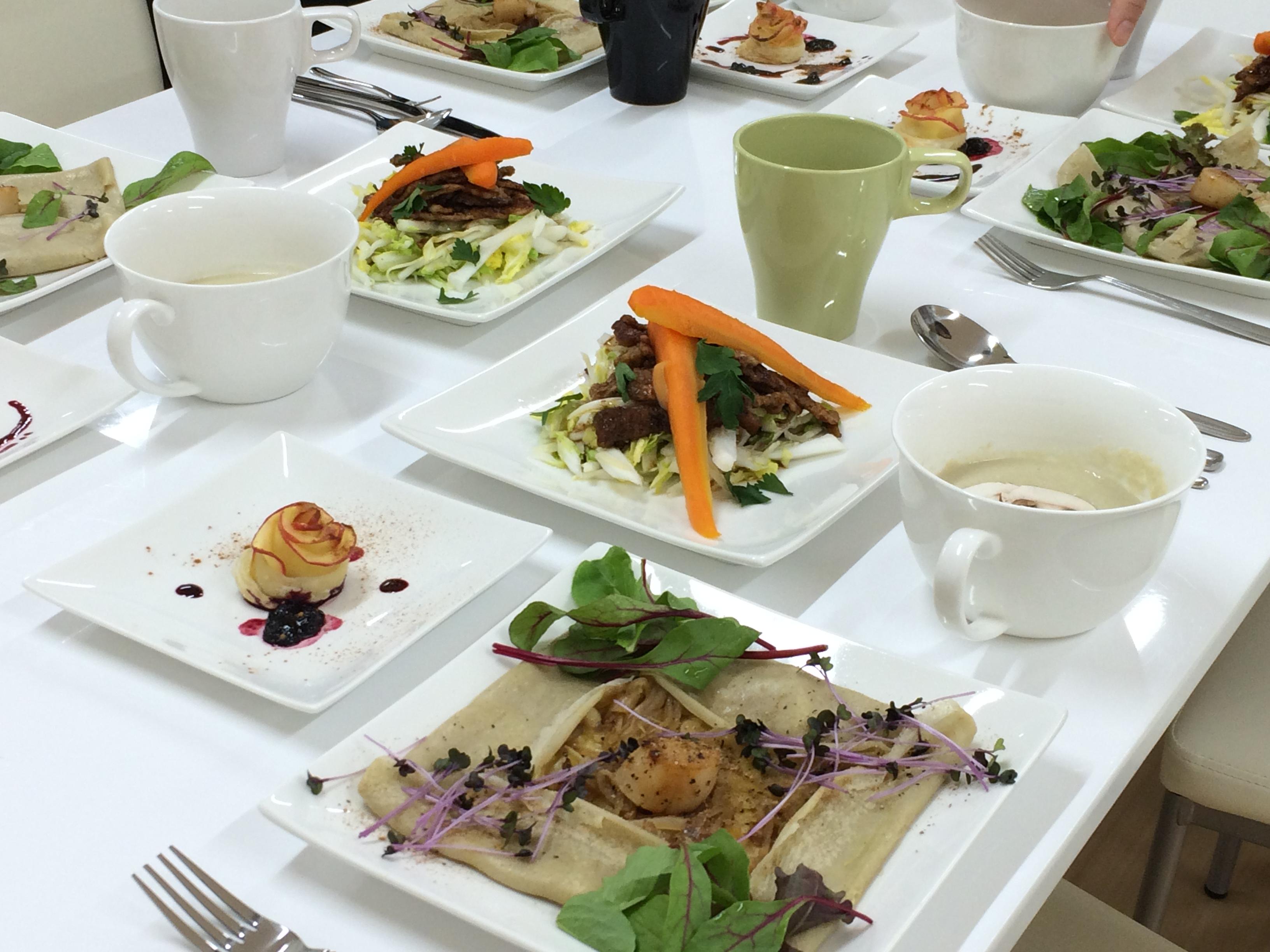 ハーブ・野菜・果物を楽しむ講座 2016年3月