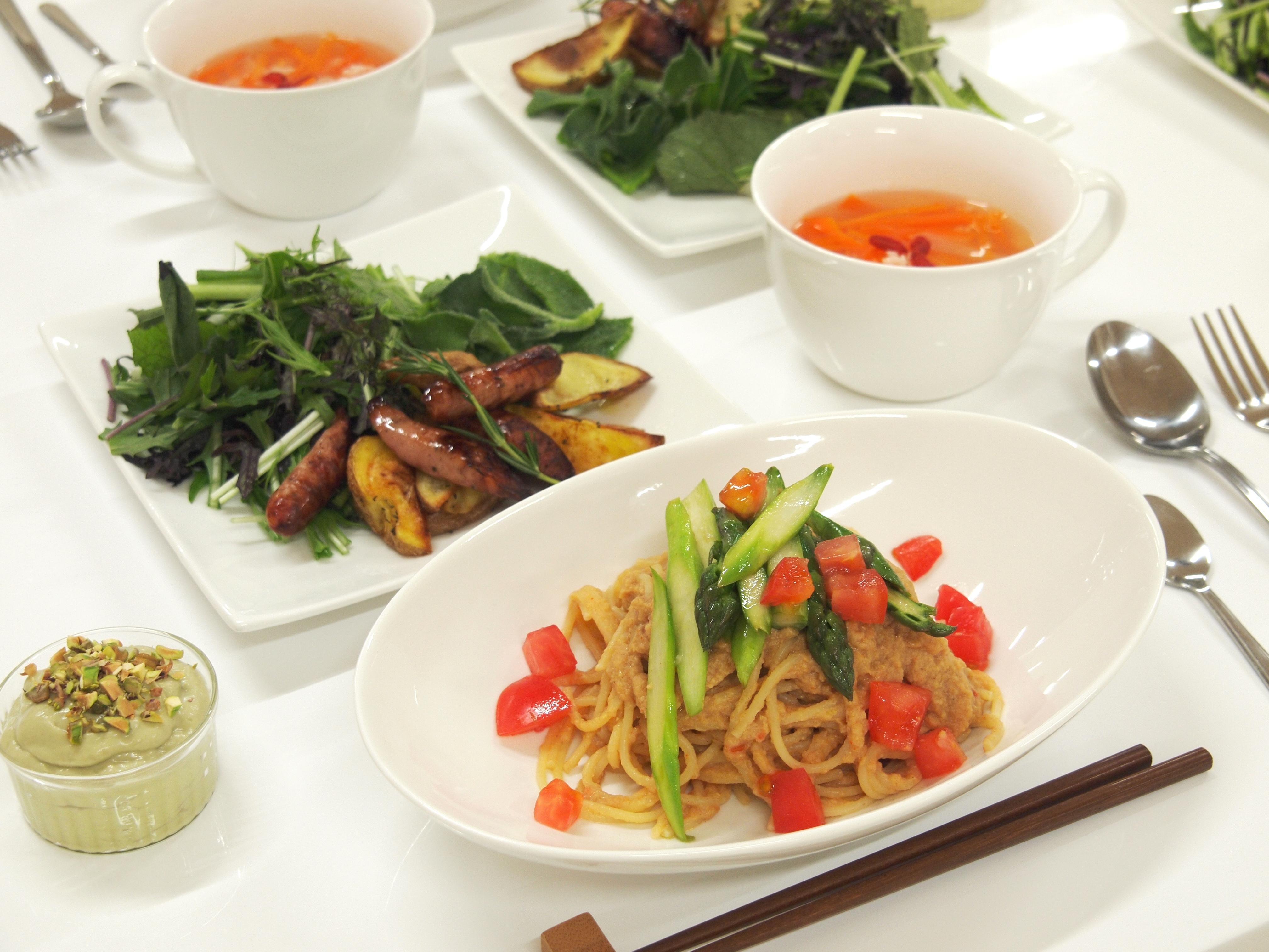 ハーブ・野菜・果物を楽しむ講座 2016年4月