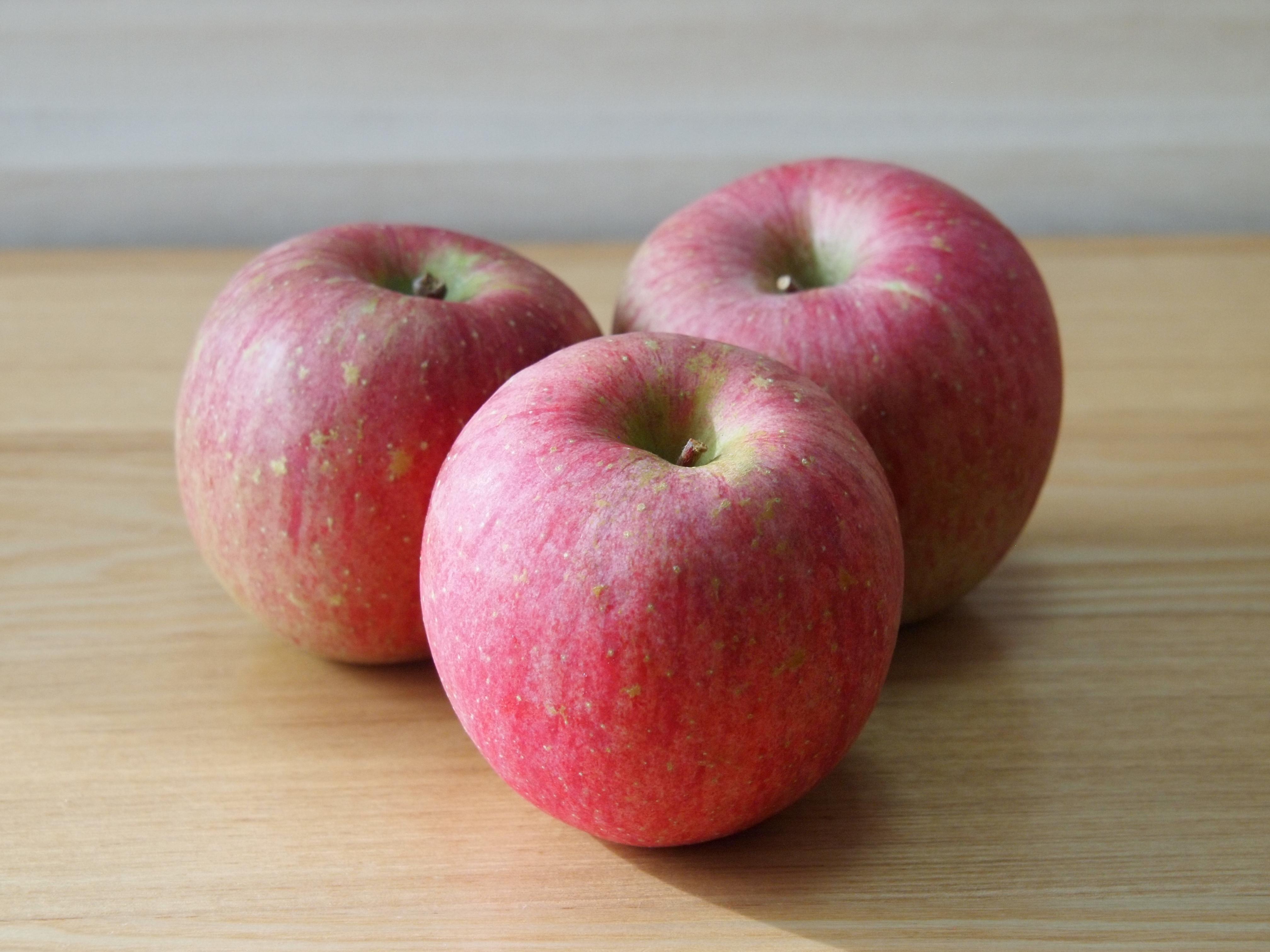リンゴ/サンふじ