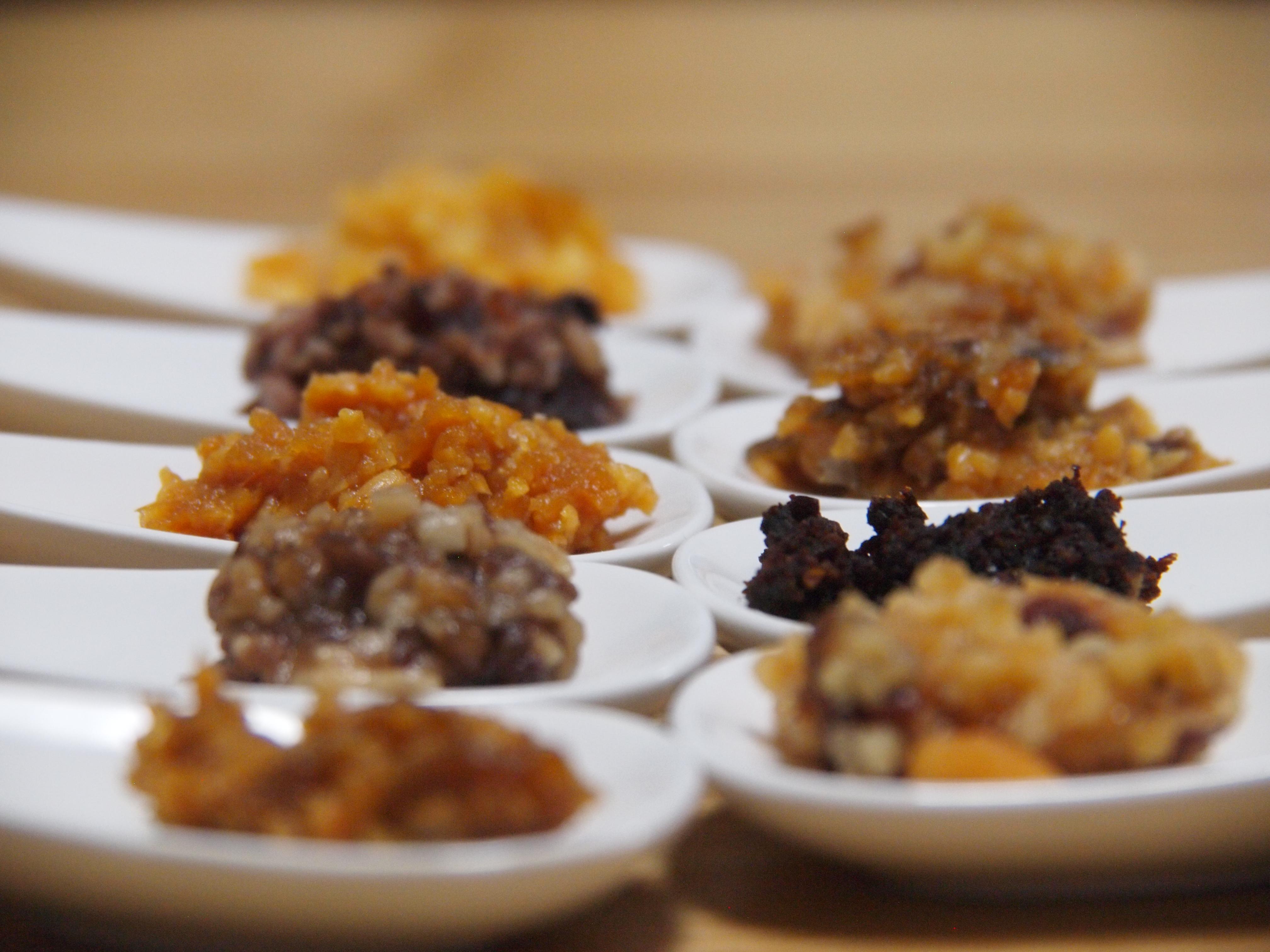 手作り味噌×豆8種類!そのお味は?