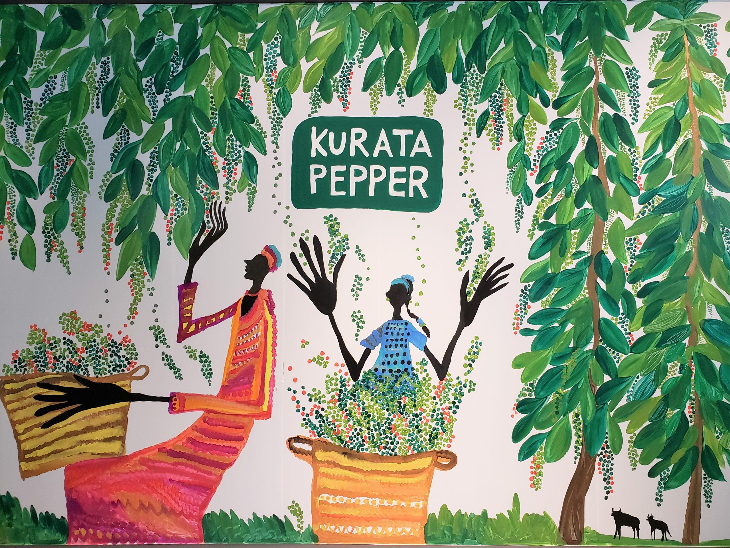 カンボジア クラタペッパー「世界一美味しい胡椒」
