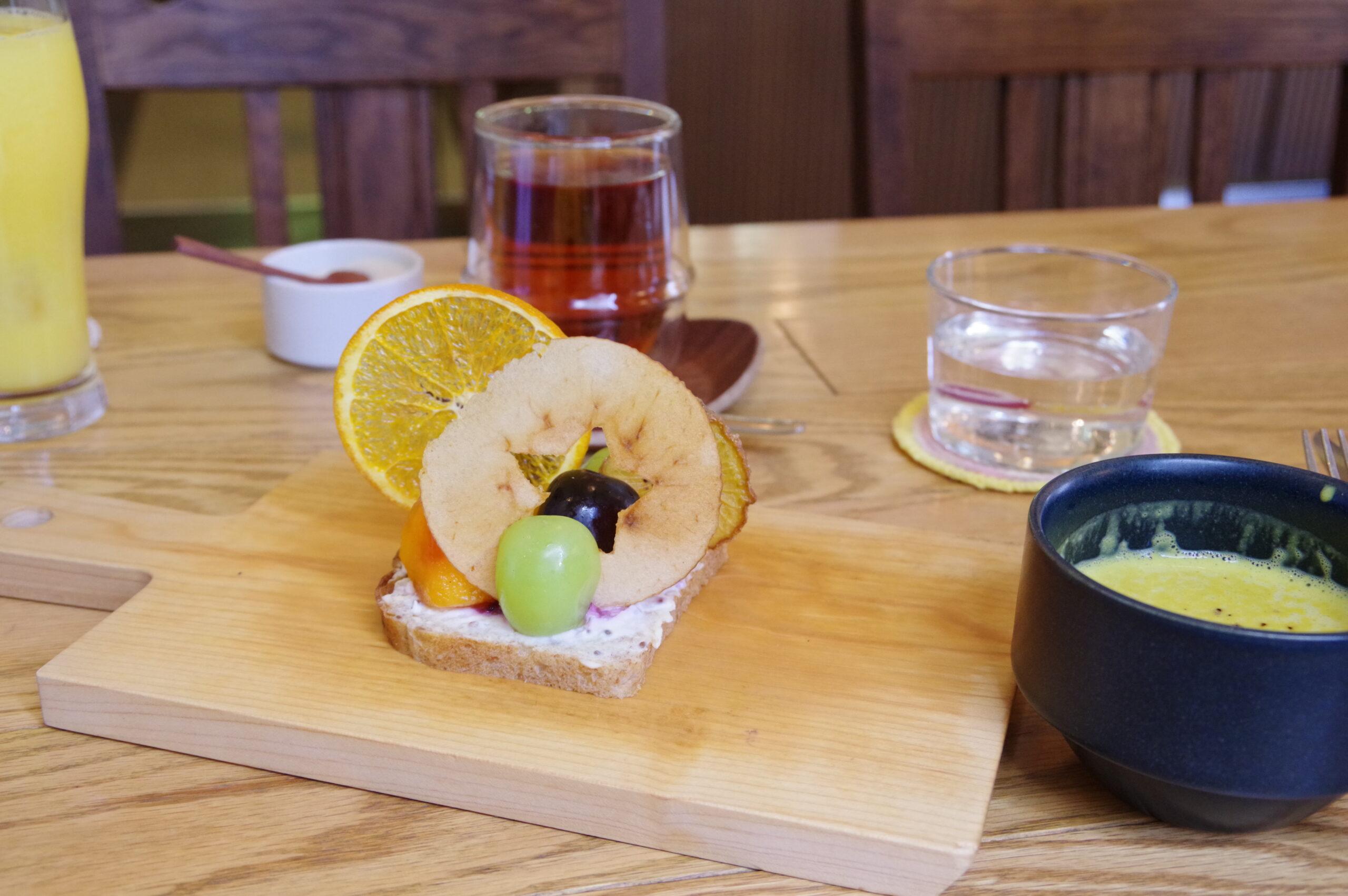 スモ―ブローキッチン中之島@大阪 フォトジェニックな食事